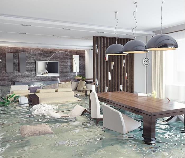Water Damage SERVPRO Offers Tips to Prevent Water Damage to a St. Charles Slab