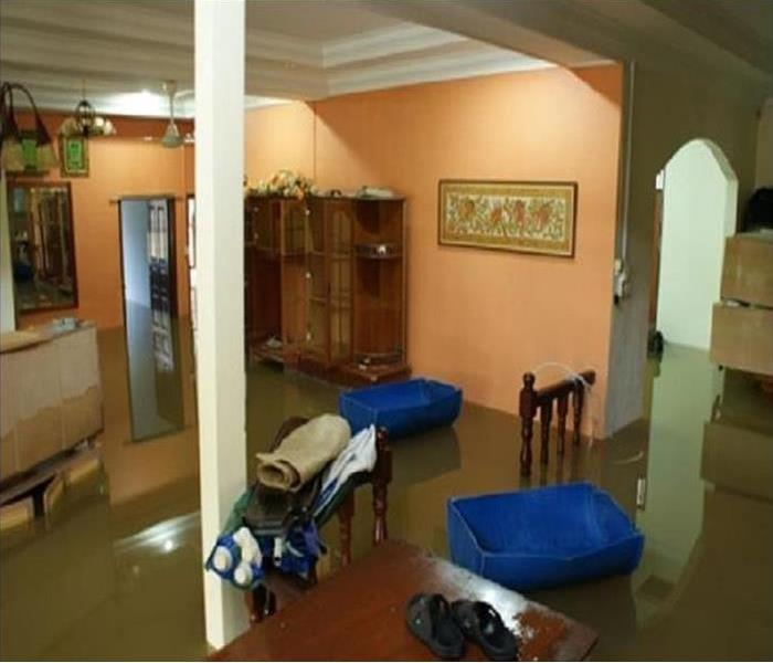 Water Damage We Specialize in Cleanup and Restoration!
